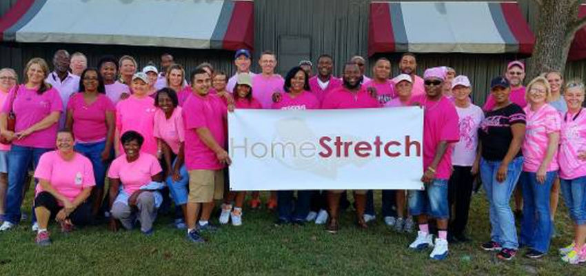 Breast Cancer Awareness Day at HomeStretch